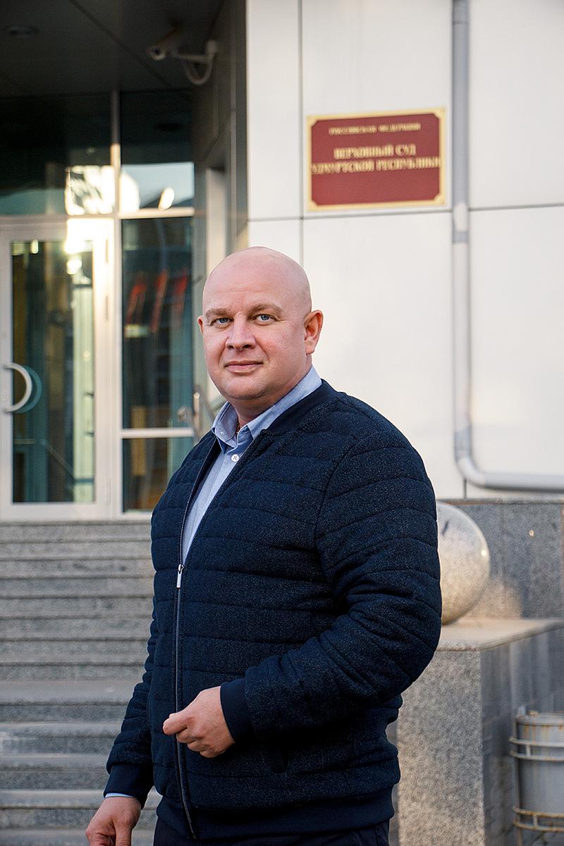 Рязанов Максим Леонидович - Адвокат в Ижевске